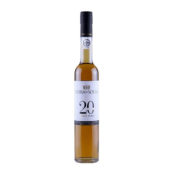 VIEIRA DE SOUSA PORT WINE - WHITE 20 ANOS