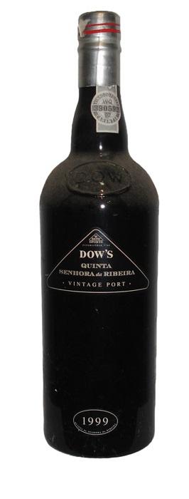 DOW'S QUINTA SENHORA DA RIBEIRA VINTAGE 1999