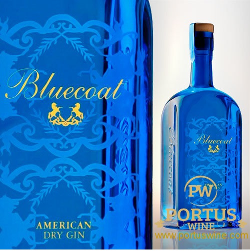 Promo facebook GIN BLUECOAT AMERICAN DRY vol. 47% 0,70L