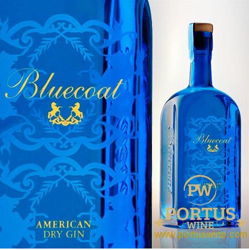 Promo facebook GIN BLUECOAT AMERICAN DRY vol. 47% 0,70L