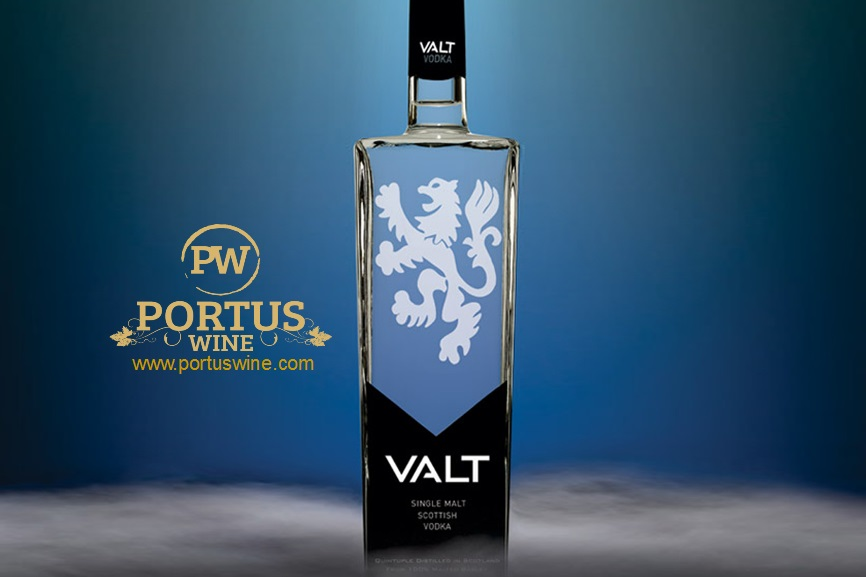 Promo facebook VODKA VALT- SINGLE MALT VODKA - vol. 40% 0,70L