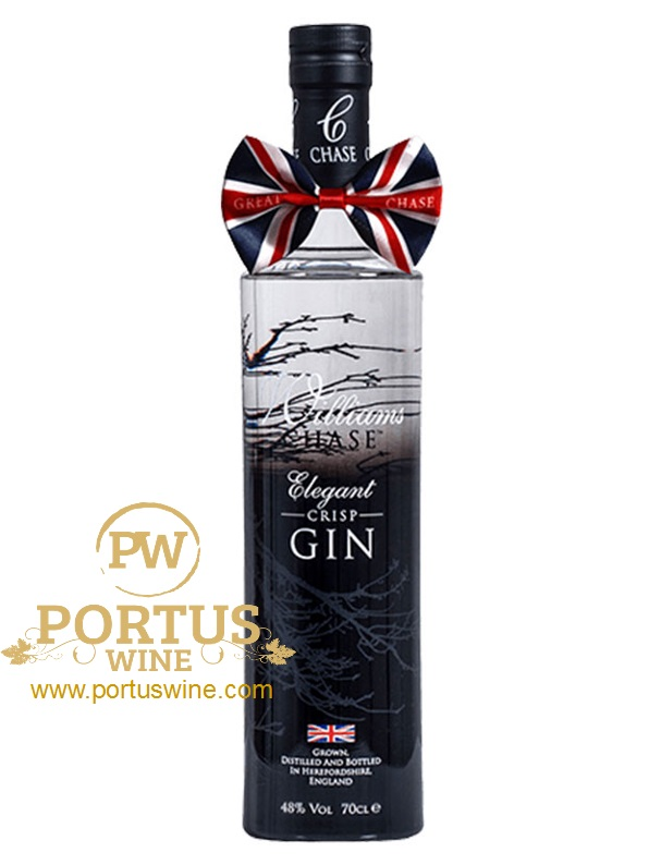 Promo facebook WILLIAMS CHASE ELEGANT GIN BOTÂNICO 48%